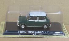 """DIE CAST """" BMC MINI COOPER S """" LEGENDARY CARS SCALA 1/43"""