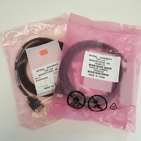 Qty 2 / NEW - National Instruments GPIB Cable 183285C-02,  Type X13, 2 meters