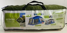 Wenzel Klondike 16 x 11 Foot 8 Person Screen Room Camping Tent Porch Blue