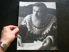 Writer ANDREI SINYAVSKY RUSSIAN AUTHOR DISSIDENT Orig Photograph Jerry Bauer 'B'
