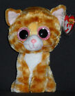 "TY BEANIE BOOS BOO'S - TABITHA the 6"" CAT - MINT with MINT TAGS"