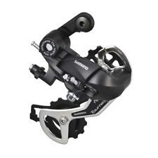 1x Shimano Tourney TX35 7s 8s Speed MTB Bicycle Rear Derailleur Bike Part Black