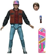 NECA MARTY MCFLY FIGURE - 35th Anniversary! - Back To The Future II