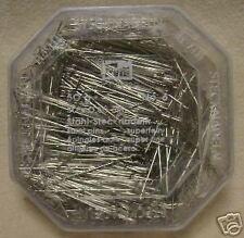 Stahl - Stecknadeln 14,58 Euro/100g für Seide und Satin Prym 024120