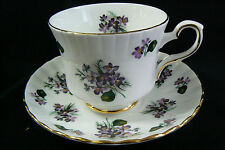 Royal Standard Tea Cup & Saucer Set Floral  Pattern Fine bone china England