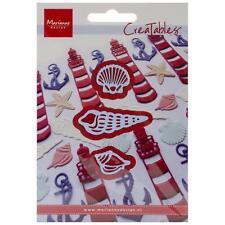 Marianne Designs Creatables Die ~ Sea Shells LR0230 ~ DISCONTINUED!