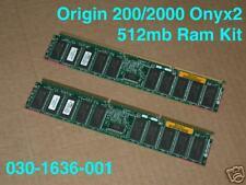 SGI Origin 2000 Onyx2 Origin 200 2gb Memory Kit 4x512mb Kit