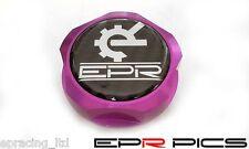 EPR Purple Oil Cap Nismo Nissan GTR Skyline 200sx 350Z 370Z 300ZX Stegea