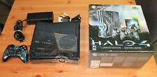 Halo 4 Limited Edition Xbox 360 Console USED Tested and Working  w/ 6 Games