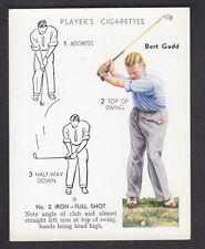 John Player - Golf 1939 (Overseas) - # 16 No. 2 Iron - Full Shot