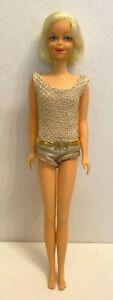 Vintage 1967 Mattel Barbie Casey Doll #1180 Blonde Orig Outfit SEE DESC  * 3 DAY