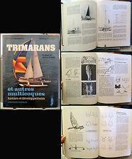Trimarani _ multiscafi _ NAUTICA _ BASSEPORTE: TRIMARANS ET AUTRES MULTICOQUES_