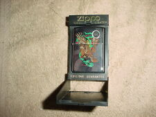 ZIPPO EAGLE & SNAKE CIGARETTE LIGHTER NEW IN BOX☆UNFIRED FREE USA SHIPPING
