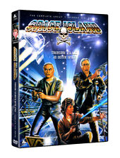 Space Island (1987) Treasure Island in Outer Space, Anthony Quinn, English DVD
