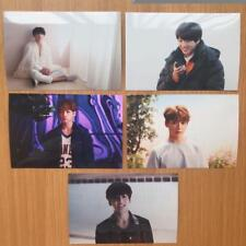 BTS Exhibition JUNGKOOK Official Concert Photo Set Bangtan Boys Goods photocard