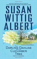 The Darling Dahlias and the Cucumber Tree (Darling Dahlias Mysteries) by Susan W