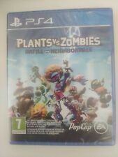 plants vs zombies battle for neighborville ps4 playstation 4 ps 4 neuf