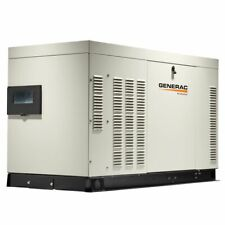 Generac Standby House 25KW Liquid Cooled Generator New, 0 hours