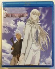 JORMUNGAND: Complete First Season - NEW BLU-RAY/ DVD SET!!