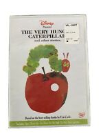 The Very Hungry Caterpillar and Other Stories (DVD, 2006) New & sealed!