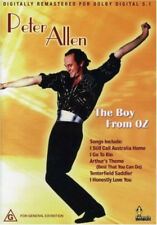 PETER ALLEN The Boy From Oz RARE DOCUMENTARY DVD REMASTERED 5.1 PAL ALL REGION