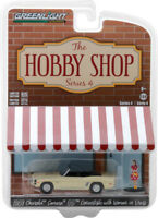 1969 Chevy Camaro SS w Woman in Dress HOBBY SHOP 4 GREENLIGHT DIECAST 1:64