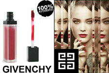 AUTHENTIC GIVENCHY LADY PASTA VOLUME & MAT LIP LACCA 706 CHERRY interrotto £ 27