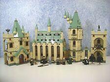 LEGO Harry Potter Set  HOGWARTS CASTLE  #4842 *100% complete* w Instructions
