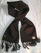 Sublime Echarpe en pure  LAINE  TIMBERLAND foulard TBEG  vintage scarf