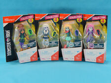 4x Mega Construx Monster High Collection 4 Mini Figures New Sealed 2016