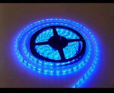 STRISCIA STRIP SMD LED 2835 300 LED METRO 5 METRI 12V IP20 COLORE BLU CHIARO