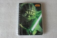 STAR WARS notebook - COLLECTORS STUFF SEALED ver 1