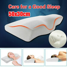 Slow Rebound Memory Foam Home Bed Sleep Pillow Cervical Orthopedic Neck Support