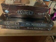 FFG WFRP Warhammer Fantasy RPG 3rd Lot 3 Box Sets Brand New Sealed Roleplaying