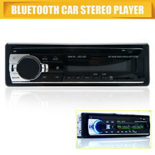 AU Car Stereo Bluetooth Handsfree Radio SD/USB/AUX/FM Head Unit MP3 Player