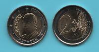 ESPAÑA - MONEDA DE 2 EUROS AÑO 2002   SC   UNC