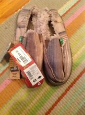 Sanuk Kitty Hawk Chill Womens Sz 5 Brand New