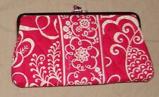 VERA BRADLEY Clutch wallet Twirly Birds Pink NWT