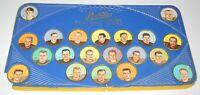 RARE 1963 Nalleys Canadian Football Shield British Columbia Lion Coin Pin Salada