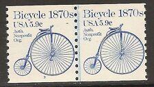 U.S. UNUSED 1901  MNH  Line pair,P#3 as shown - dull gum     (R4854)