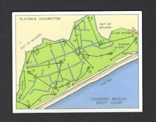 New listing PLAYER - CHAMPIONSHIP GOLF COURSES - #22 COODEN BEACH
