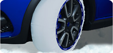 Sparco Calze da Neve in Tessuto Catene Neve per Ruote Auto Silenziose 275/35-19