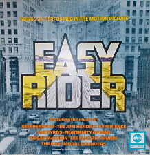 LP EASY RIDER canzoni as performed in the motion picturevg +, cleaned ABC Records
