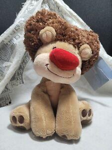 "Jojos Circus Goliath Lion Plush Soft Toy 10"" Disney Store Exclusive"