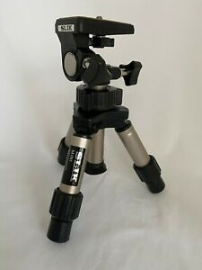 Silk Mini Camera or Video Recorded Adjustable Tripod 18-25cm Height