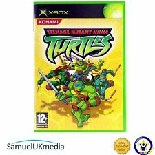 Teenage Mutant Ninja Turtles (Xbox) **GREAT CONDITION**