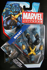 Marvel Universe BEAST action figure  (Upside down variant, VHTF!)