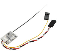 2.4Ghz Micro Receiver 8 / 18 Channel PPM i-BUS SBUS - Like FlySky FS-A8S i6 i10