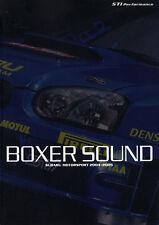 [BOOK] BOXER SOUND SUBARU MOTORSPORT 2004-2005 Impreza WRC STI Petter Solberg