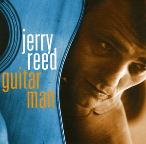 Jerry Reed Guitar Man CD NEW
